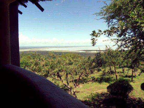 Lake Manyara Serena Safari Lodge : Lake Manyara Serena Lodge