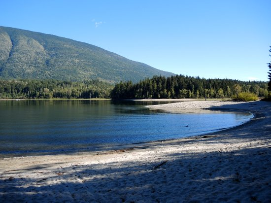 Bughouse Bay, Seymour Arm on Shuswap Lake BC