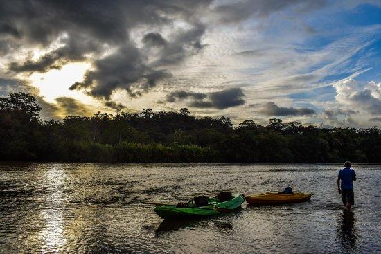 Boca Tapada, Kostaryka: Tours
