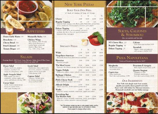 Stockbridge, GA: To go menu