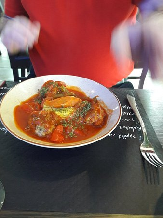 Restaurant L Un Des Sens Saint Quentin
