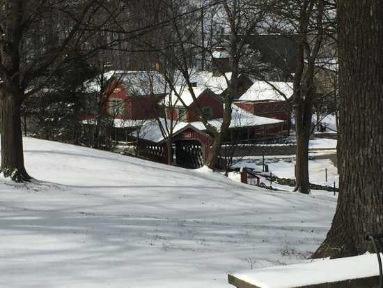 Loretto, KY: Makers Mark grounds