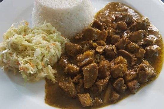 Treasure Cay, Great Abaco Island: Curry Its Best On  The Island of Abaco