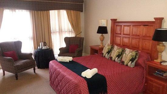 Kaapsehoop, Sør-Afrika: Silver Mist Country Inn 0137344429