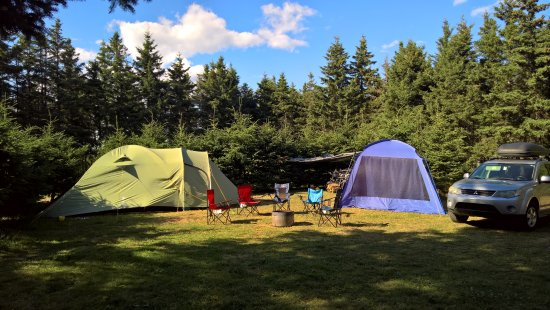Bouctouche camping