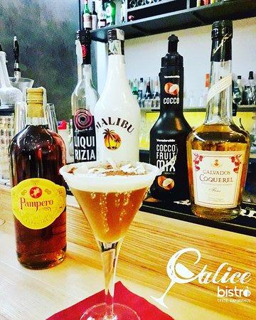 Pedara, Italia: I cocktail creativi del barman