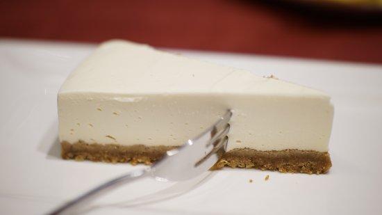 Педара, Италия: Cheesecake alla mandorla