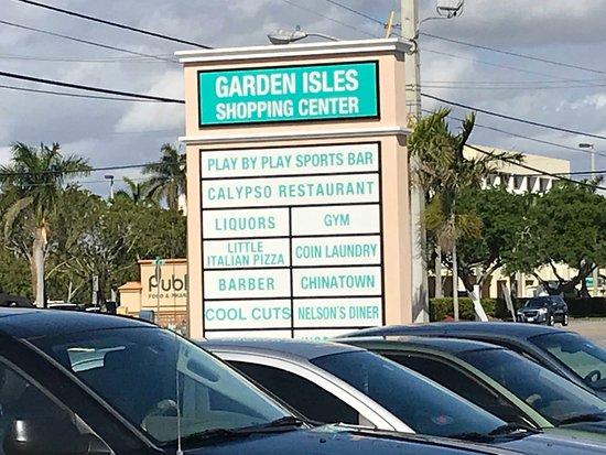 Calypso Restaurant Pompano Beach Menu