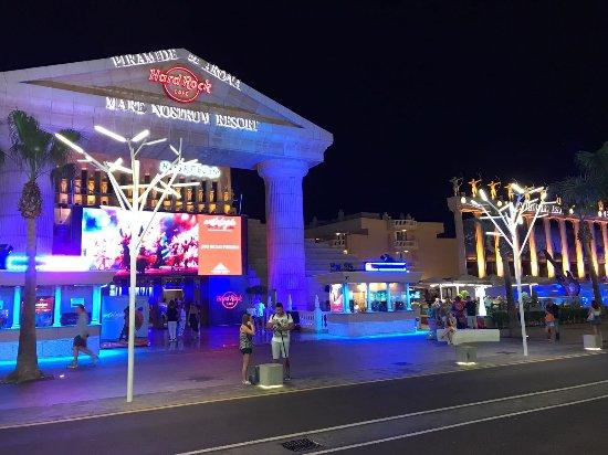 Hard Rock Cafe Playa De Las Americas