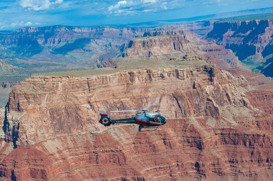 Tusayan, AZ: Experience the Grand Canyon from above