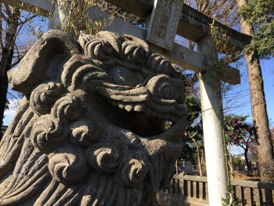 Hetsugihommachi Hachiman Shrine