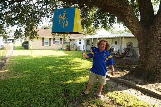 Sulphur, Luizjana: Geaux Pokes!!