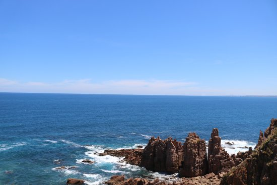 The Pinnacles, Cape Woolamai National Park, Phillip Is