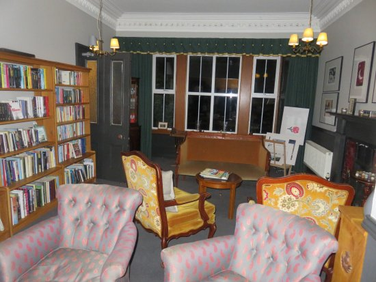 North Ballachulish, UK: Library Room