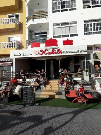 Granadilla de Abona, Spain: Habibi los Abrigos