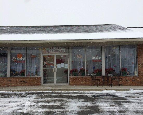 Phillipsburg, Nueva Jersey: Krakus Restaurant & Deli