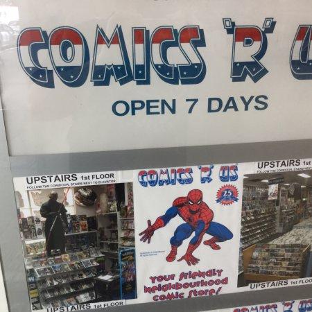 Comics 'R' Us
