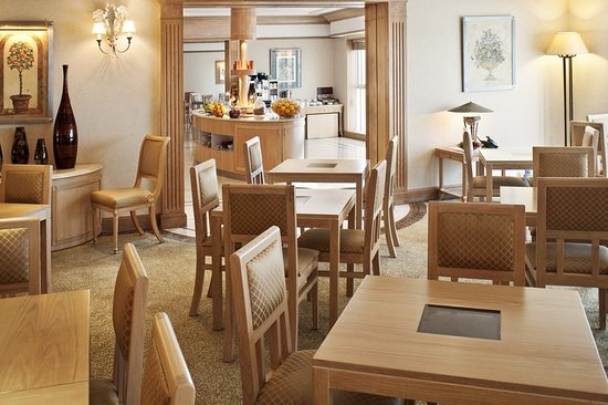 Crowne Plaza Dubai: Restaurant