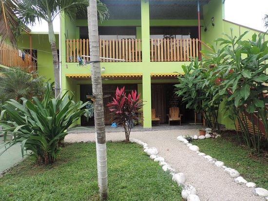 Orotina, Kostaryka: facade de nos 4 chambres.