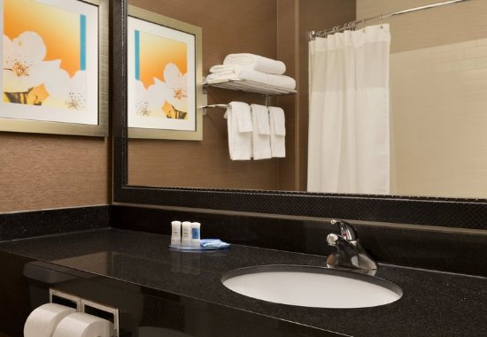 Fairfield Inn & Suites Bismarck North: Guest room