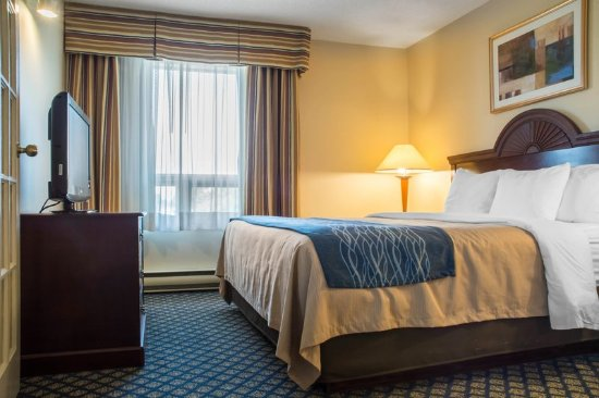 Ingersoll, Kanada: Guest room