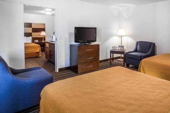 Roseburg, Oregón: Suite