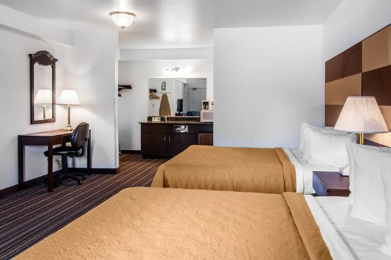 Roseburg, OR: Guest room