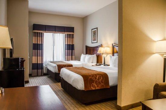 Saraland, Алабама: Guest room