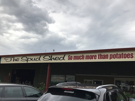 The Spud Shed