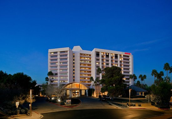 Phoenix Marriott Mesa: Exterior