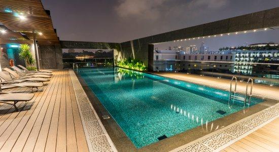 新加坡城市海灣酒店