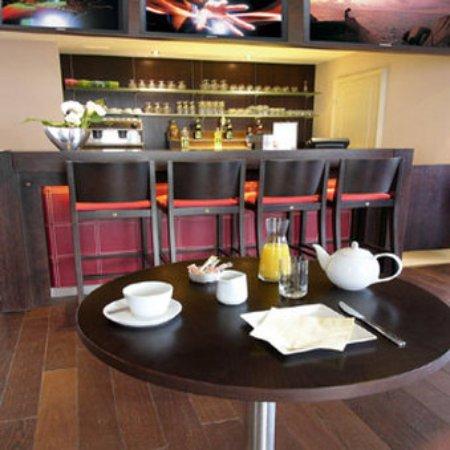 Appart'City Confort Geneve Divonne-les-Bains: Bar/Lounge