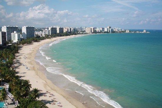 Beautiful View Review Of Esj Azul Isla Verde Puerto Rico Tripadvisor