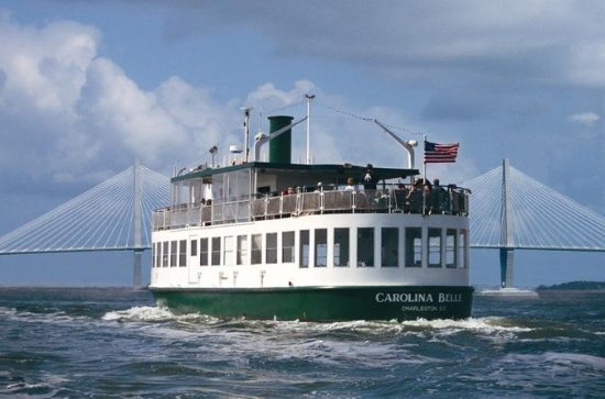 Charleston Harbor History Tour