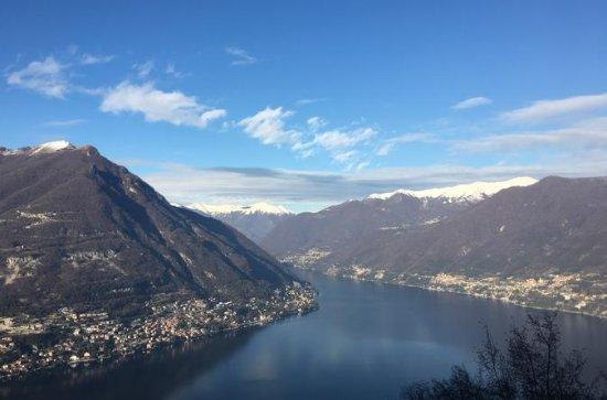 Kleine groepswandeling vanuit Como