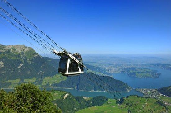 CabriO Mt Stanserhorn, Zugticket