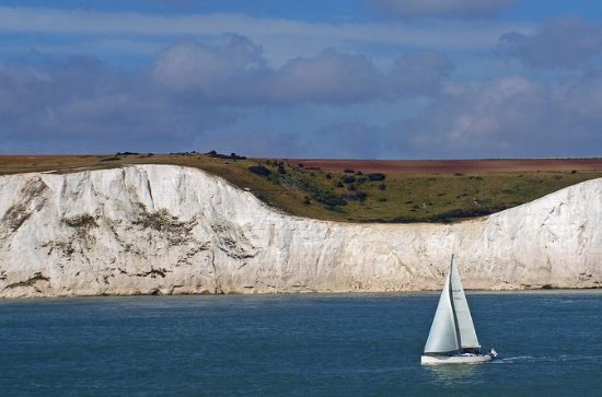 White Cliffs of Dover, Canterbury...
