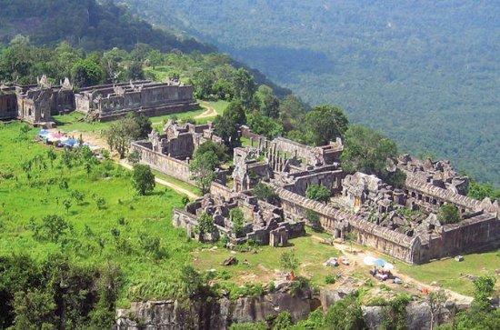 1 día privado - Preah Vihear todo el...