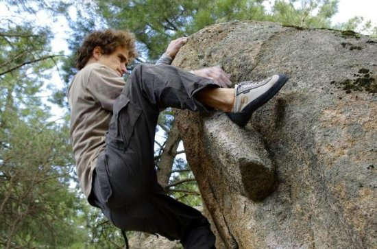 Rock Climbing or Bouldering in Madrid