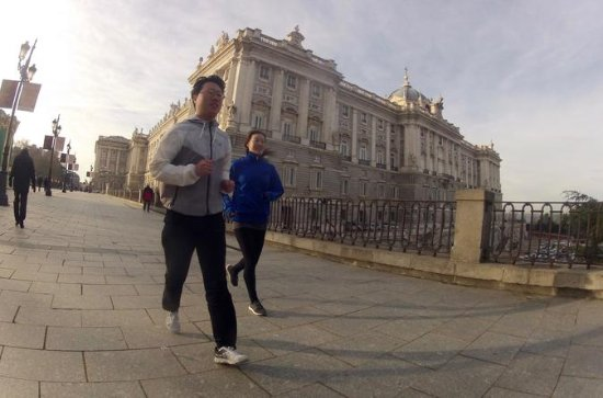 Tour por Madrid corriendo - Grupo...