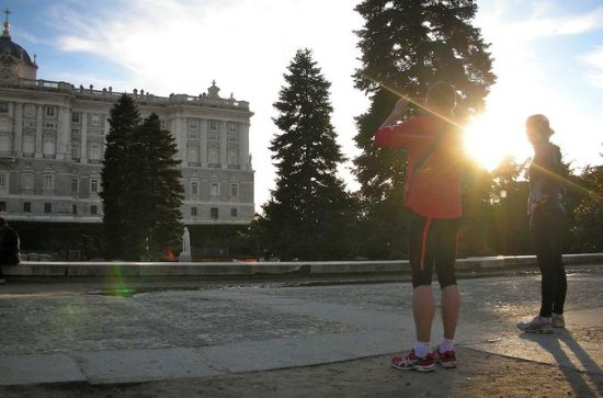 Tour por Madrid corriendo - Privado