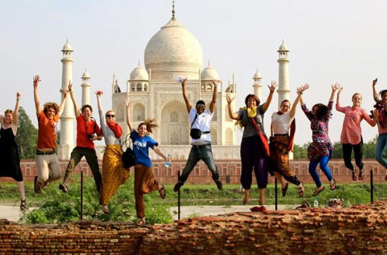 6 Days Golden Triangle tour with 3...