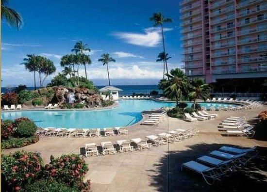 Ka'anapali Beach Club: Pool