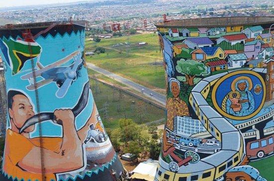 Soweto Halbtagestour