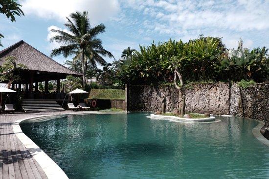 Main Pool Picture Of Visesa Ubud Resort Ubud Tripadvisor