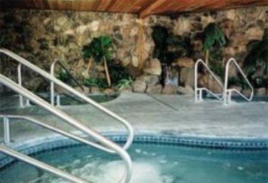 Discovery Inn Ukiah, CA : Pool