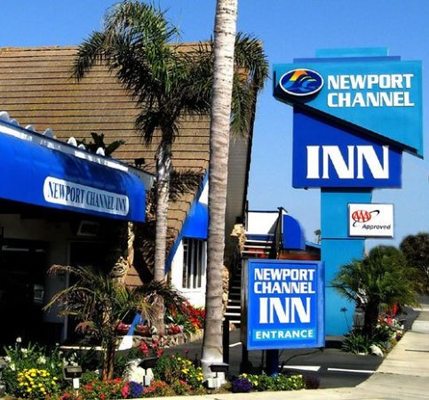 Newport Channel Inn: Exterior