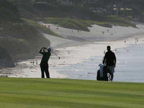 Adobe Inn: Golf course