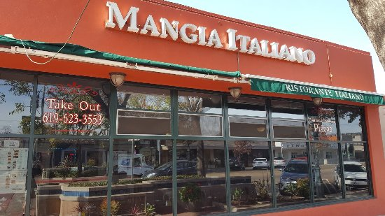 Italian Restaurants In Chula Vista Ca