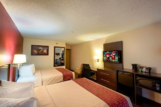 Malone, NY: Guest room